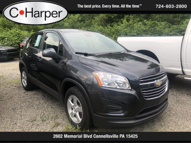Pre-Owned 2016 Chevrolet Trax LS AWD