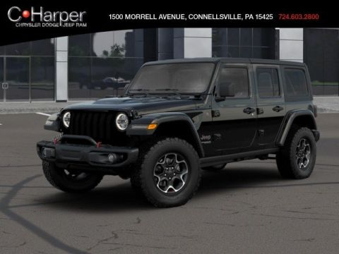 New 2020 JEEP Wrangler Unlimited Recon