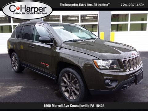Pre-Owned 2017 Jeep Compass 75th Anniversary Edition