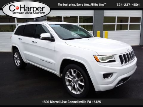 Pre-Owned 2016 Jeep Grand Cherokee Overland 5.7 HEMI